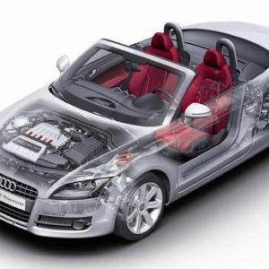 Download 2007-2014 Audi TT Repair Manual