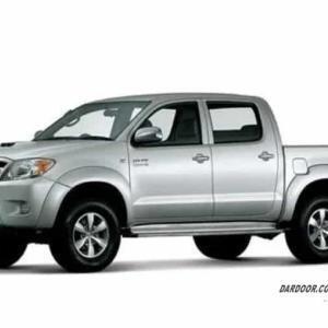 Download 2004-2008 Toyota Hilux Repair Manual