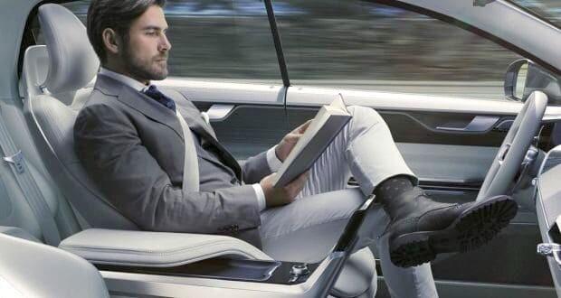 The groundbreaking moments of autonomous cars