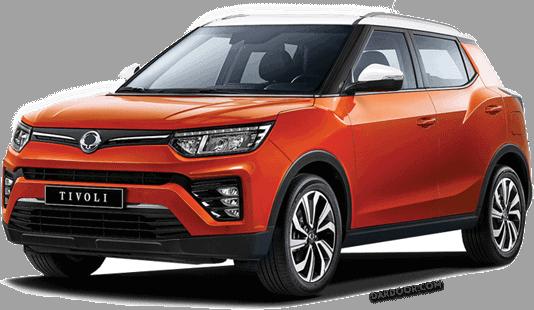 Download 2019-2020 SsangYong Tivoli Repair Manual