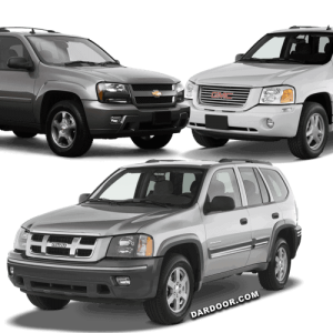 Download 2006-2008 Chevrolet Trailblazer Repair Manual