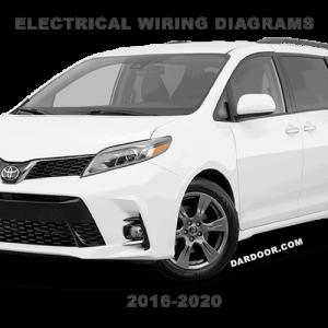 Download 2016-2020 Honda Odyssey Electrcial Wiring Manual